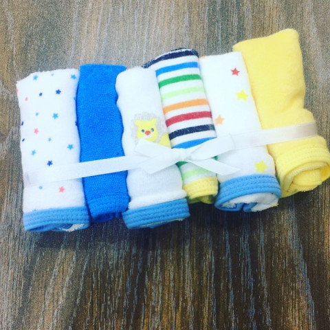 FACE TOWEL PCK OF 6
