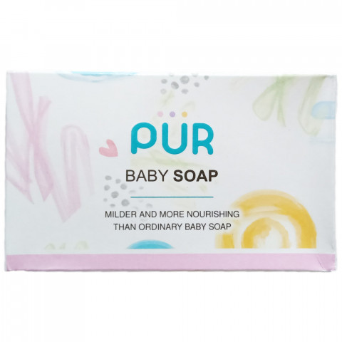 PUR BABY SOAP