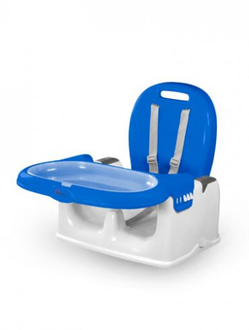 BABY HIGH CHAIR / BOOSTER SEAT - BLUE